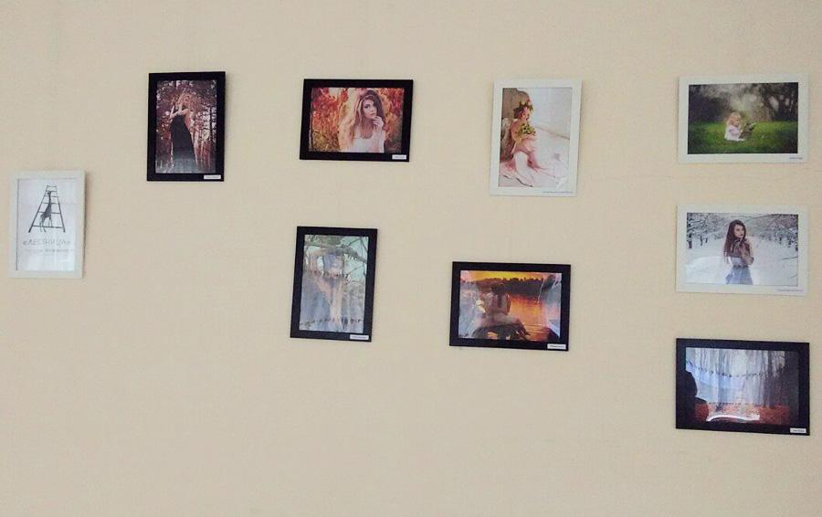 Вторая фотовыставка ТО в фойе кинотеатра «Горизонт»